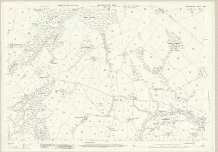 Denbighshire XIX.6 (includes: Llanfwrog Rural; Llanynys Rural; Rhuthun) - 25 Inch Map