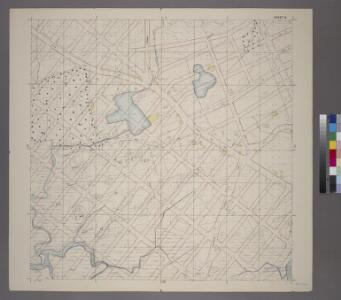 Sheet 14: Grid #16000E - 20000E, #11000N - 15000N. [Includes Boston Post Road, (EastChester), Rattlesnake Creek, (Bay Chester Avenue) and Eastchester Landing Road.]