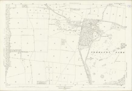 Lincolnshire X.7 (includes: Burton upon Stather; Flixborough) - 25 Inch Map