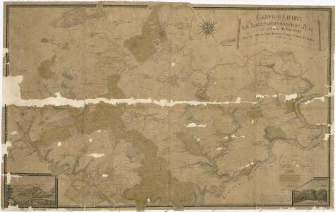 Generální mapa panství Plasy se statkem Krašov (bez Kaceřova a Horní Bělé)