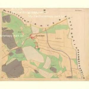 Kodetschlag - c2836-1-003 - Kaiserpflichtexemplar der Landkarten des stabilen Katasters