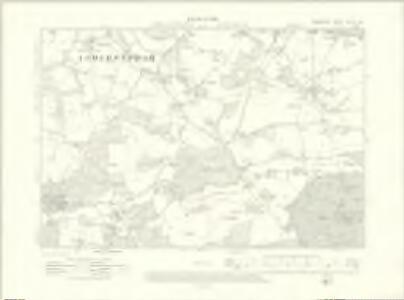 Berkshire XXVIII.SW - OS Six-Inch Map