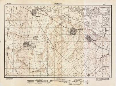 Lambert-Cholesky sheet 1862 (Frumuşeni)