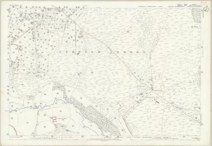 Dorset XXVI.4 (includes: Harbridge and Ibsley; Verwood) - 25 Inch Map