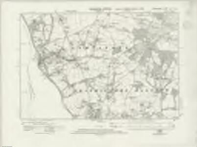 Devonshire XCIII.SW - OS Six-Inch Map