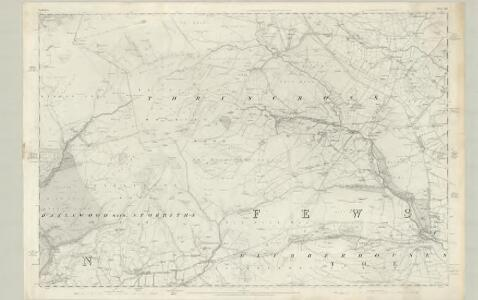Yorkshire 152 - OS Six-Inch Map