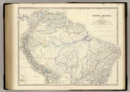 South America N.