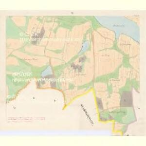 Zwikow - c9308-1-006 - Kaiserpflichtexemplar der Landkarten des stabilen Katasters