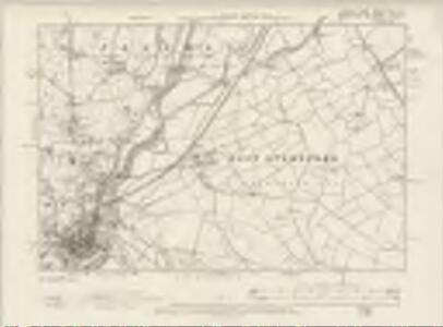 Sussex XLV.NE - OS Six-Inch Map