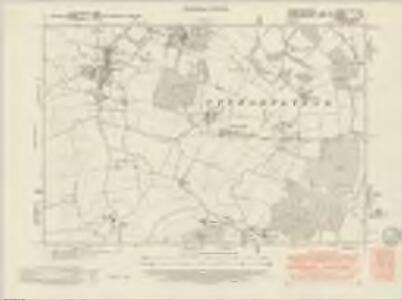 Cambridgeshire LXIIA.SE - OS Six-Inch Map
