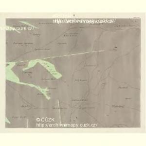 Podhrad - c1894-1-005 - Kaiserpflichtexemplar der Landkarten des stabilen Katasters