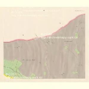 Hirschenstand - c2818-2-002 - Kaiserpflichtexemplar der Landkarten des stabilen Katasters