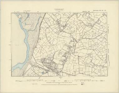 Gloucestershire LIV.NE - OS Six-Inch Map