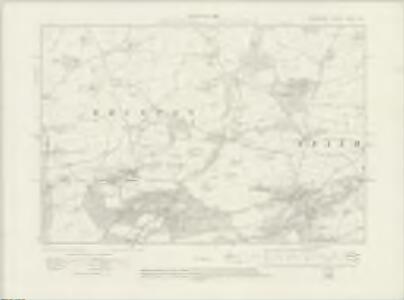 Devonshire CXXIV.SE - OS Six-Inch Map