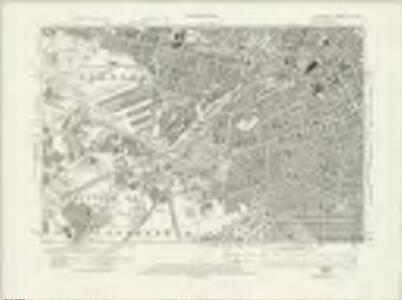 Lancashire CIV.SW - OS Six-Inch Map