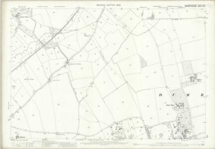 Gloucestershire XIII.2 (includes: Ashton under Hill; Beckford; Dumbleton; Sedgeberrow) - 25 Inch Map