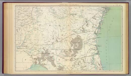 Gen. map X.