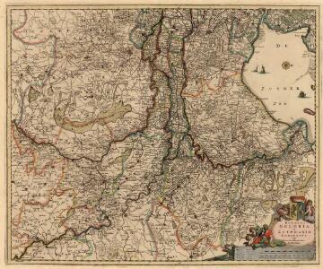 Ducatus Geldria et Zutphania Comitatus