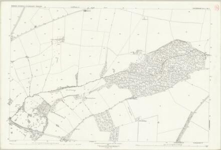 Oxfordshire XX.2 (includes: Chadlington; Churchill; Sarsden) - 25 Inch Map