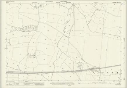 Wiltshire XL.4 (includes: All Cannings; Etchilhampton; Patney; Stert; Urchfont) - 25 Inch Map