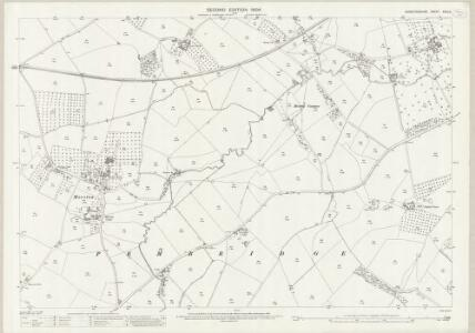 Herefordshire XVIII.2 (includes: Pembridge) - 25 Inch Map