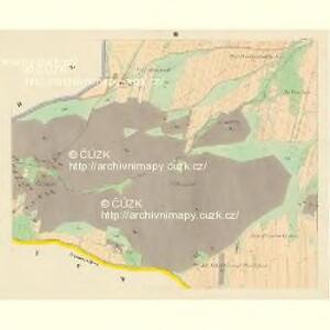 Bohonitz - c0319-1-003 - Kaiserpflichtexemplar der Landkarten des stabilen Katasters
