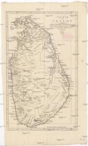 Charte von Ceylon