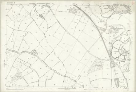 Buckinghamshire XX.15 (includes: Linslade; Soulbury) - 25 Inch Map