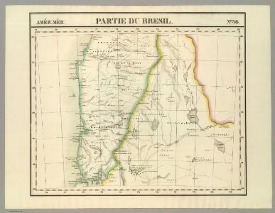Partie, (Chili, la Plata). Amer. Merid. 36.