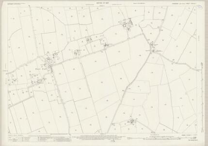 Yorkshire CCXLII.7 (includes: Halsam; Rimswell) - 25 Inch Map