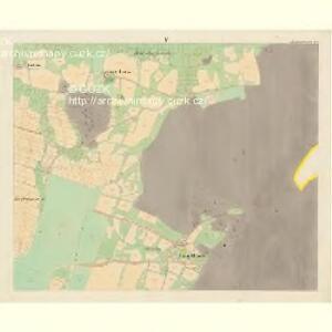 Ledenitz - c3849-1-005 - Kaiserpflichtexemplar der Landkarten des stabilen Katasters