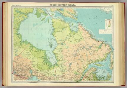 North-eastern Canada.