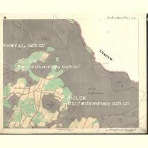 Ober Preschkau - c2126-1-003 - Kaiserpflichtexemplar der Landkarten des stabilen Katasters