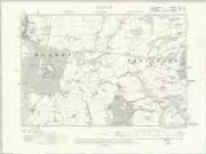 Denbighshire XXXV.SE - OS Six-Inch Map