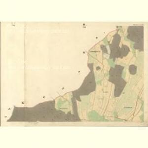 Zinolten - c6849-1-002 - Kaiserpflichtexemplar der Landkarten des stabilen Katasters