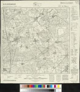 Meßtischblatt 4350 : Alt Döbern, 1942