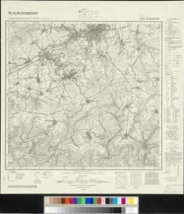 Meßtischblatt 5335 : Ziegenrück, 1940