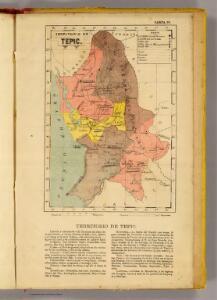 Territorio de Tepic.