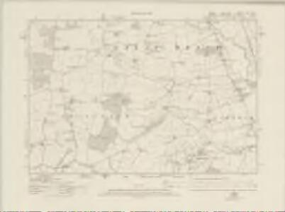 Essex nXVII.NW - OS Six-Inch Map