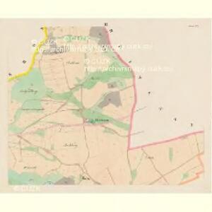 Roiau - c6416-1-002 - Kaiserpflichtexemplar der Landkarten des stabilen Katasters