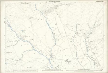 Durham XXX.6 (includes: Forest And Frith) - 25 Inch Map