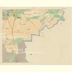 Gehag - c1750-1-005 - Kaiserpflichtexemplar der Landkarten des stabilen Katasters