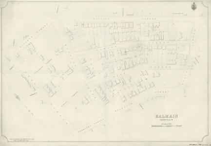 Balmain, Sheets 41 & 42, 1889