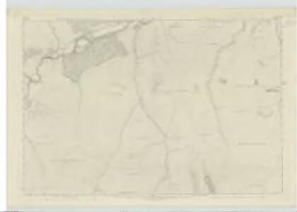 Perthshire, Sheet LVII - OS 6 Inch map