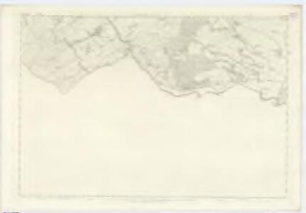 Dumfriesshire, Sheet XLVIII - OS 6 Inch map