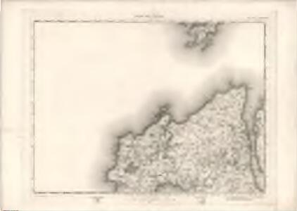 Portascaig - OS One-Inch map