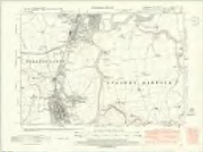 Yorkshire XV.SE - OS Six-Inch Map