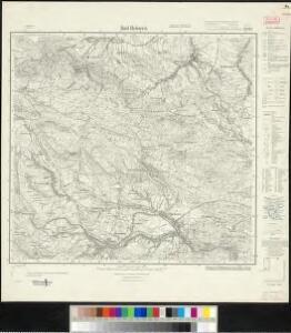 Meßtischblatt 3243 : Bad Reinerz, 1936