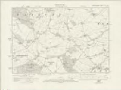 Staffordshire XL.NW - OS Six-Inch Map