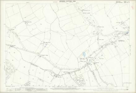 Middlesex VI.6 (includes: Arkley; Elstree; Hendon; Rowley) - 25 Inch Map